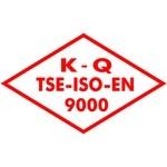 K-Q TSE-ISO-EN 9000 Logo [EPS File]