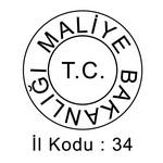 MALIYE BAKANLIGI 34 Logo