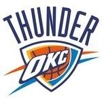 Oklahoma City Thunder Logo [OKC]