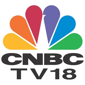 CNBC-TV18 Logo [EPS File]