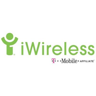 i wireless logo