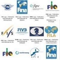 International Sport Federations Logos